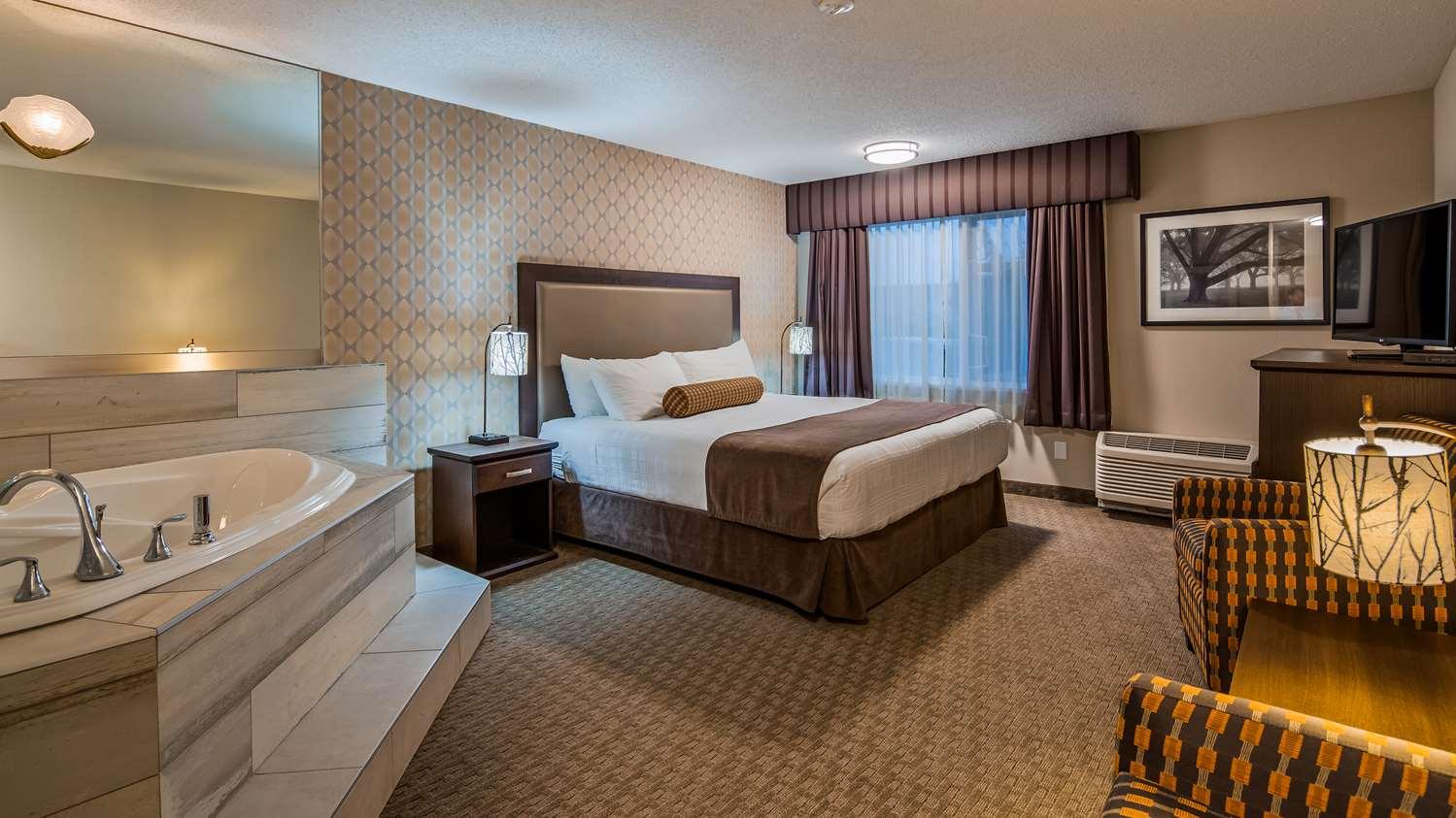 Best Western Hotel - Bedroom