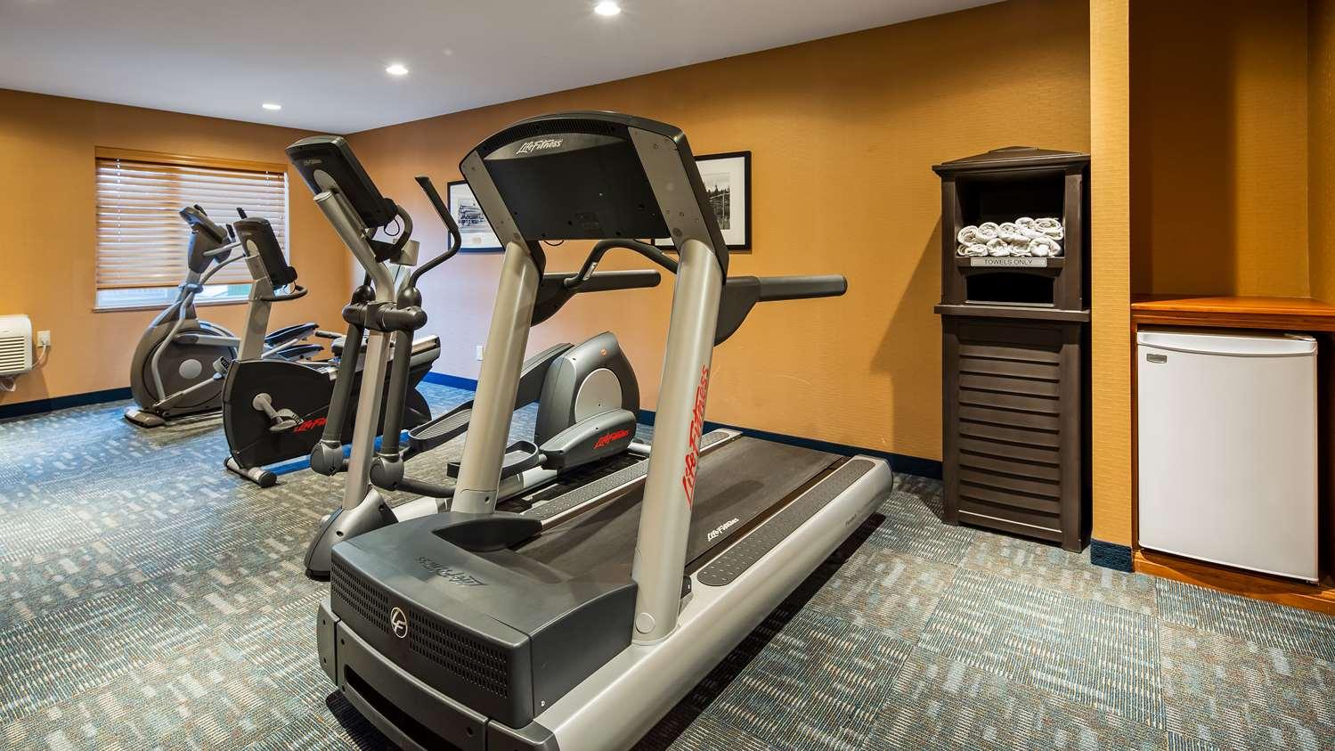 Best Western Hotel - Gym