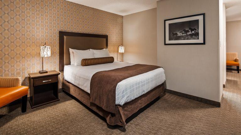 BW - Bedroom